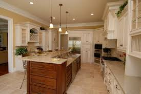 White Kitchen Cabinets With Glaze Antique White Glazed Kitchen Cabinets Kitchen Designs