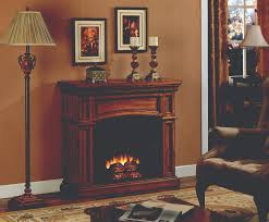 classic flame nantucket corner wall combo electric fireplace
