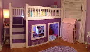 ana white u0027s playhouse loft bed diy projects