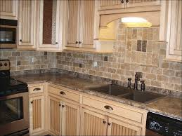 kitchen natural stone backsplash ideas kitchens with grey floors