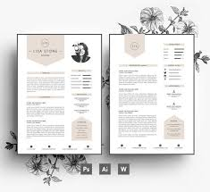 resume modern fonts exles of personification for kids best 25 creative cv template ideas on pinterest creative cv