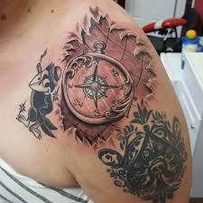 Tattoos For The Shoulder 62 Jaw Dropping Shoulder Tattoos For Your Design