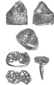 anglo saxon jewelry