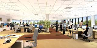 open plan office layout definition 7 ways to maximize your workers productivity with office