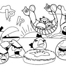 coloring pages angry birds kids drawing coloring pages