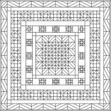 quilt block coloring pages exprimartdesign