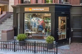 marine layer newbury street boston
