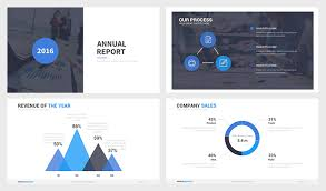annual report ppt template free powerpoint templates professional presentation ppt themes