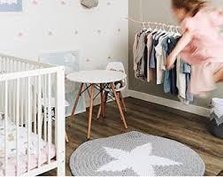 Modern Nursery Rug Nursery Rug Etsy