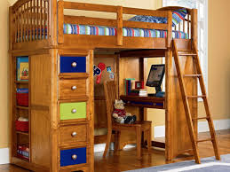 Loft Beds For Kids With Slide Bedroom Furniture Playhouse Bed With Slide For Kids Maxtrix