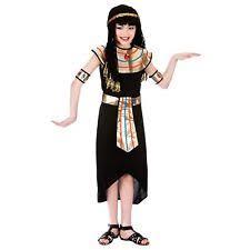 Egyptian Halloween Costumes Kids Egyptian Queen Age 11 12 13 Girls Fancy Dress Historical Book