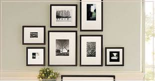 frame ideas picture frame gallery ideas home desirable