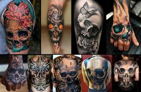 skull tattoos for inkdoneright com
