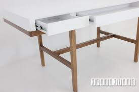 Office Desk Prices Arctic High Gloss Office Desk Sold Ash Frame Office Nz S