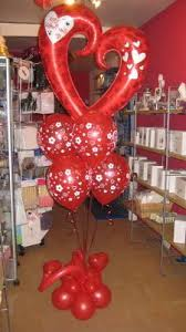 Balloon Decoration For Valentine S Day by Nice Idea For Upcoming Valentine U0027s Dance Balloon Biz Pinterest