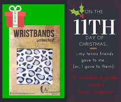 tennis gifts under 10 gift idea 11 12 days of christmas
