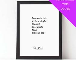 wedding quotes keats keats quote etsy