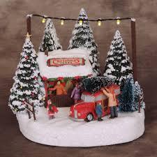 enesco treasury disney mickey u0026 co goofy delivery snowmobile