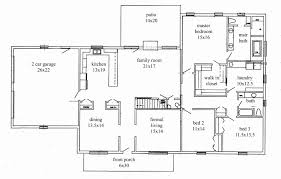 ranch floor plans with basement 57 inspirational ranch house plans with basement baby nursery home