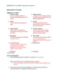 worksheet d5 docx at northern kentucky university studyblue