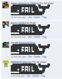 Meme Copy And Paste - the fail whale new facebook ascii art picture meme all4greetings