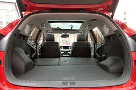 hyundai tucson trunk space 2016 hyundai tucson review autoguide com