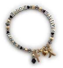 bracelet gold love images 14k gold faith hope love bracelet petite gold 4 5mm beads with jpg