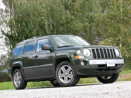 matte grey jeep patriot jeep