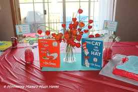 Birthday Favor Ideas by Dr Seuss Birthday Dr Seuss Food Ideas More