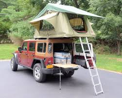 overland jeep kitchen overland cing pull out kitchen jeep wrangler forum