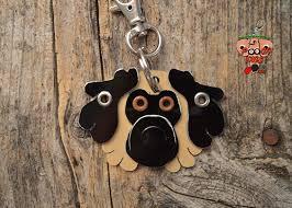 affenpinscher keychain dog breed head tags keychains poochtags artfire shop