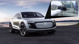 future audi audi working to add solar panel roofs to future electric cars