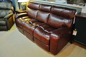 Flexsteel Leather Sofa Flexsteel Leather Sofa New Design Bixby Power Reclining Sofa