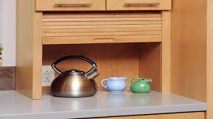 kitchen appliance garage kitchen cabinets with garages kitchen