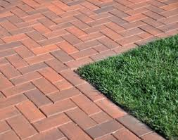 How To Lay Patio Stones by Fresh Laying Block Pavers Patio 9402