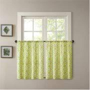Green Kitchen Curtains Green Kitchen Curtains Walmart