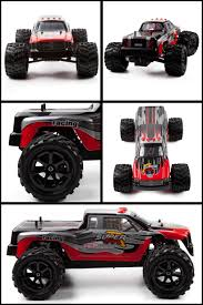 remote control bigfoot monster truck wl toys terminator 2 4ghz 1 12 electric rc truck