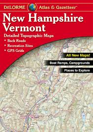 New Hampshire travel accessories images Delorme new hampshire vermont atlas gazetteer delorme atlas jpg