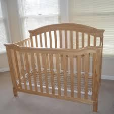 interior natural wood crib cnatrainingdotcom com