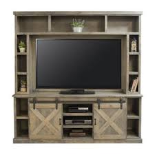Media Console With Hutch Tv Stands With Hutch You U0027ll Love Wayfair