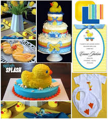 rubber ducky themed baby shower how to throw a rubber ducky themed baby shower unique baby