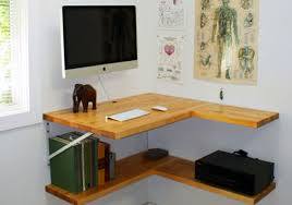 inspiring diy wall mounted standing desk space saver 15 wall