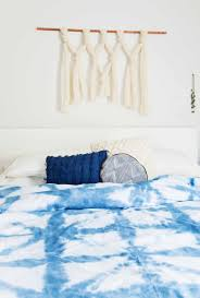 Duvet Diy Recreate A Spa Like Feel With This Bedroom Refresh And Shibori