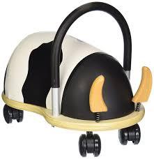 amazon com prince lionheart wheely bug cow small baby