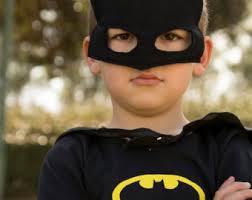 Batman Toddler Halloween Costume Toddler Costume Etsy