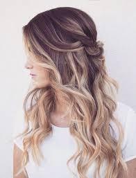casual long hair wedding hairstyles casual wedding hairstyles obniiis com