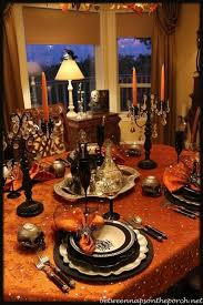 Witch Decorating Ideas Halloween Table Settings Halloween Witch Decorations Decorating
