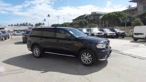 jeep durango 2018 new 2018 dodge durango sxt rwd sport utility in honolulu wd18017