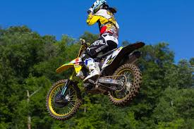 ama motocross sign up o neal europe podium for baggett at spring creek