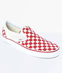 light pink checkered vans vans shoes zumiez